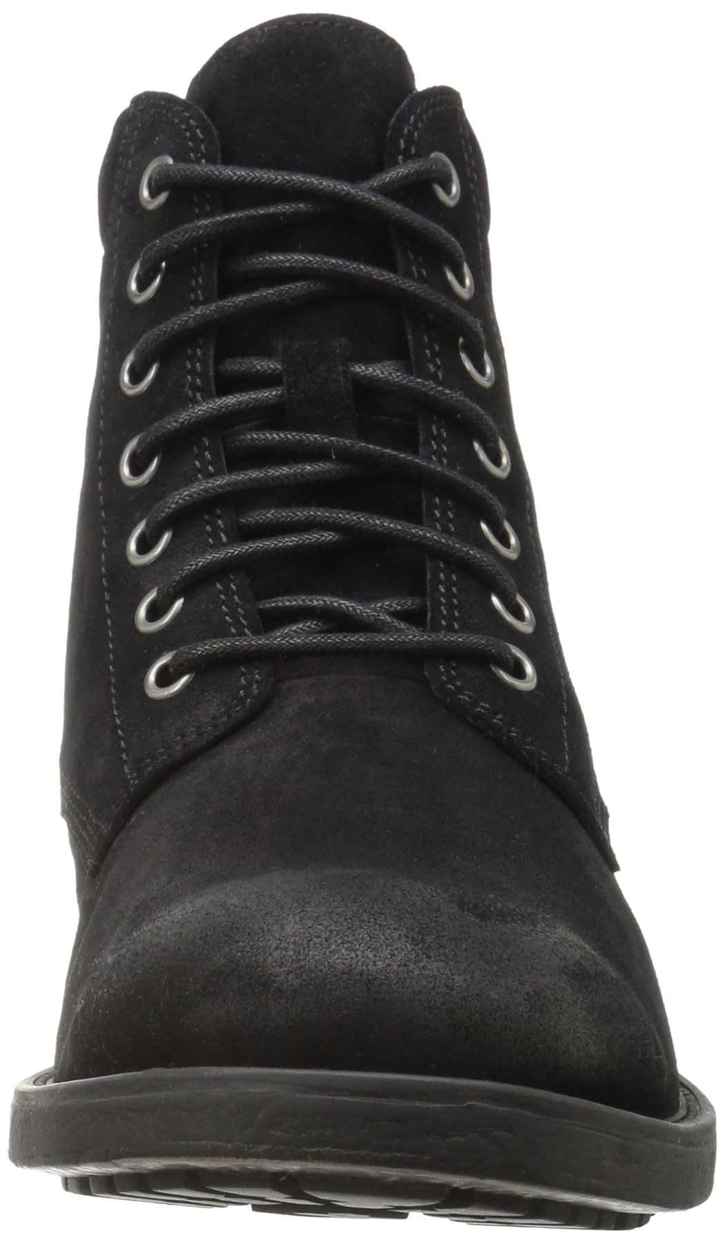 206 Collective Men's Denny Lace-up Motorcycle Boot, Black Burnish, 9.5 D US by 206 Collective (Image #4)