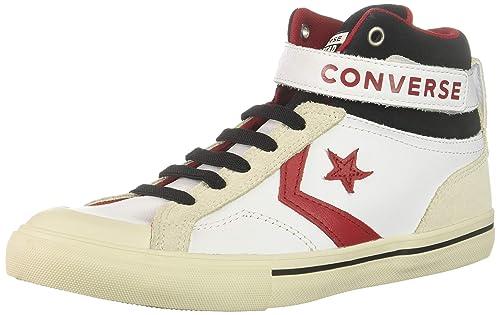Converse Lifestyle Pro Blaze Strap Hi, Zapatillas Altas Unisex Niños: Amazon.es: Zapatos y complementos