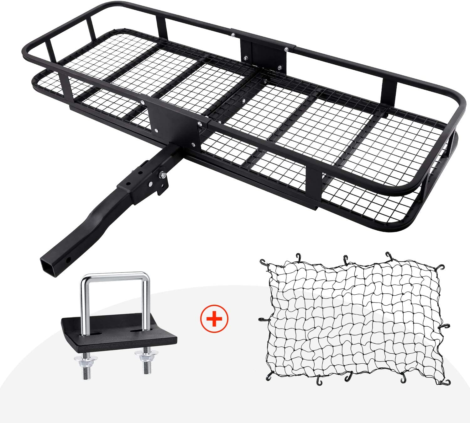 AA Products Hitch Mount Utility Trailer