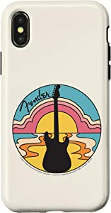 iPhone X/XS Fender Vintage Guitar Silhouette Case