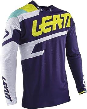 Leatt GPX 5.5 Ultrawled Jersey-Zebra-M