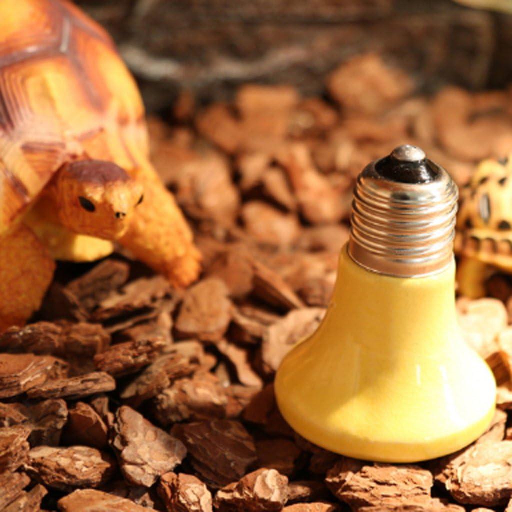 30W Homyl Infrared Ceramic Emitter Heat Light Bulb Lamp For Pet Reptile Brooder