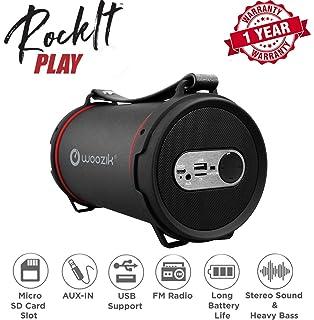 Amazon com: 2BOOM BX390 Bass King Wireless Bluetooth Portable