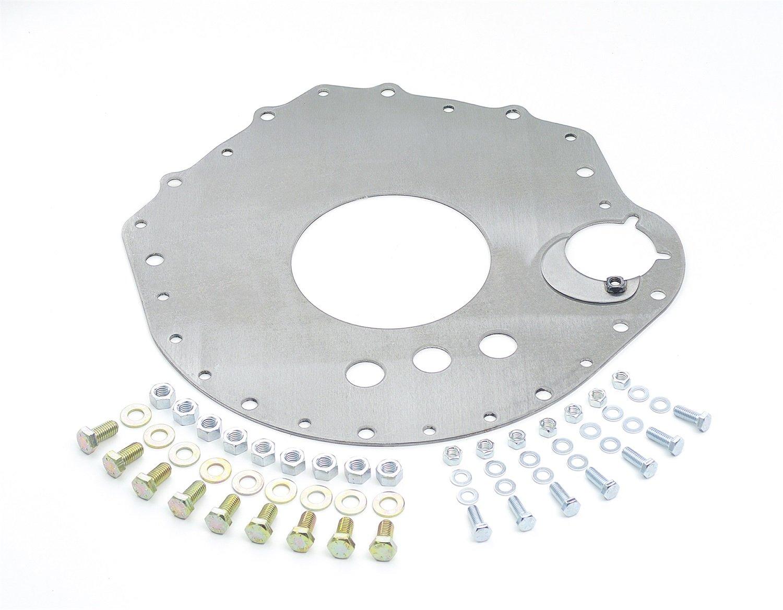 Lakewood 15705 Block Plate, Chevrolet 283-454