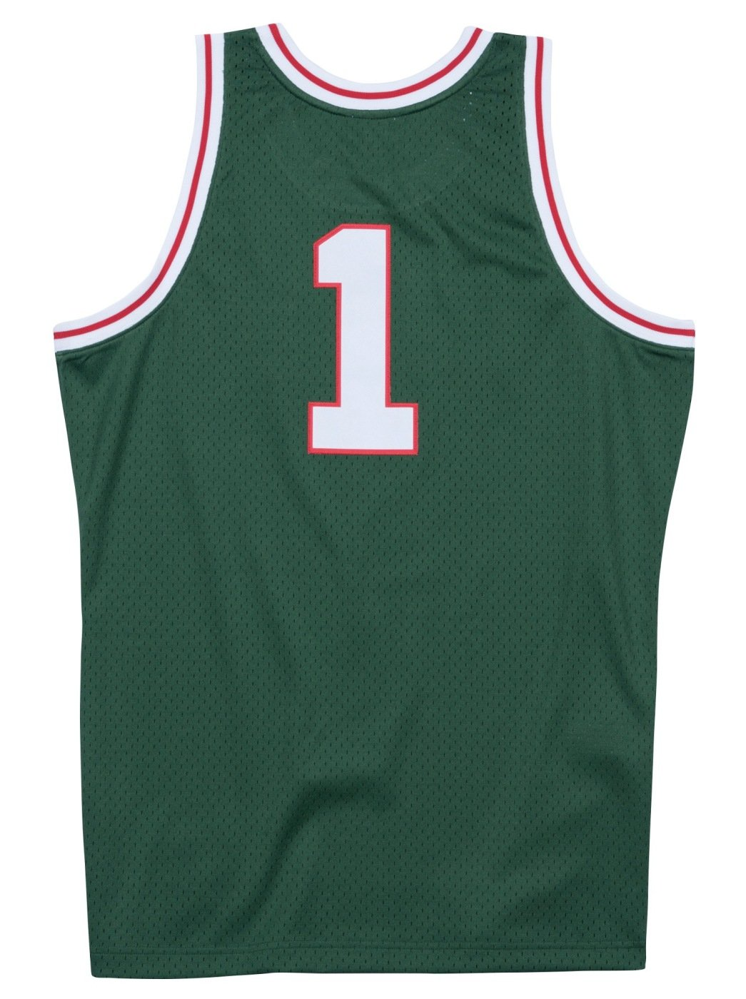 2fd55098b Amazon.com   Mitchell   Ness Oscar Robertson Milwaukee Bucks NBA Throwback  Jersey - Green   Sports   Outdoors