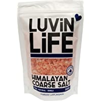 Luvin Life Himalayan Coarse Salt