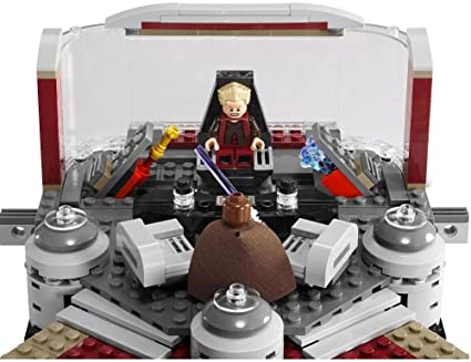 Lego Chancellor Palpatine Minifigure from set 9526 Star Wars Sith NEW sw418