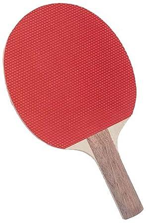 Sportsgear US Tenis de Mesa Raqueta de Mango de Madera de Pala de ...