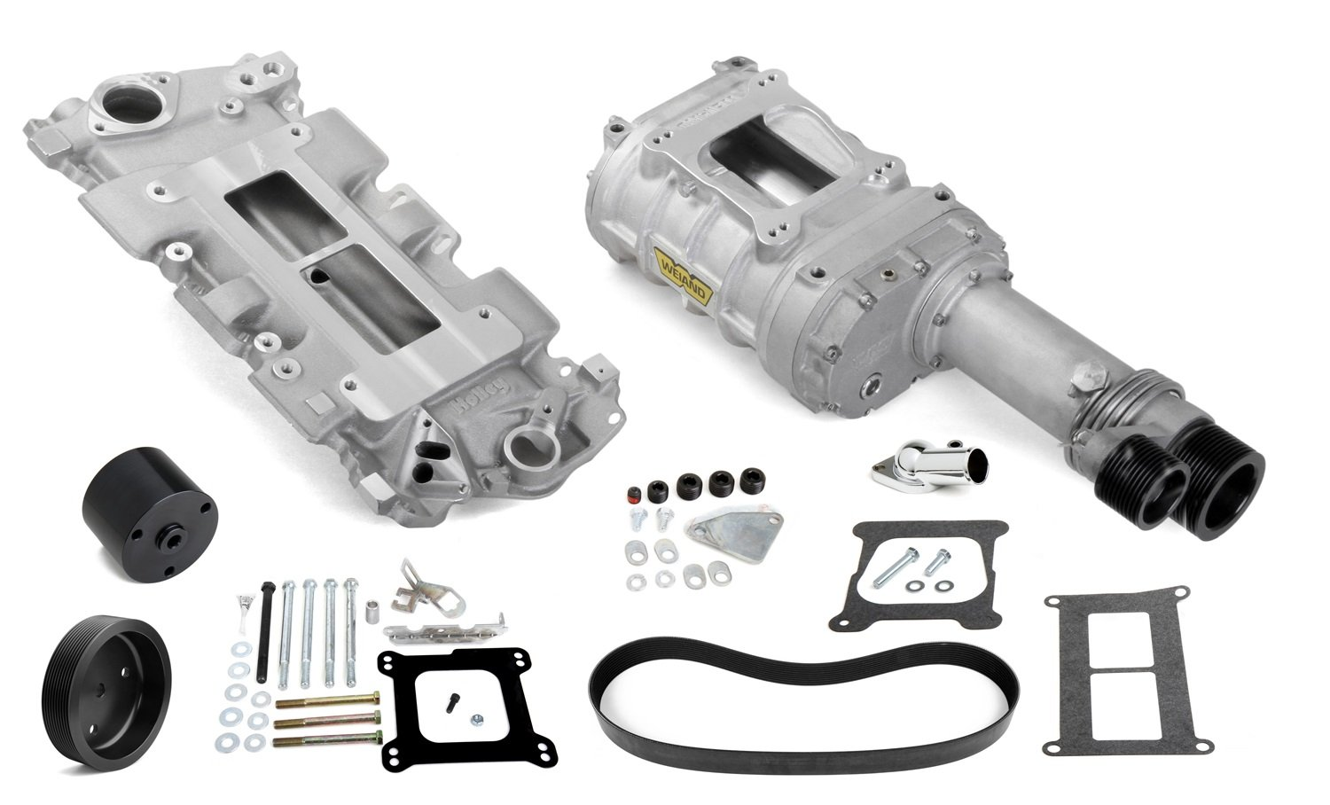 Weiand 7740-1 144 Pro-Street Supercharger Kit