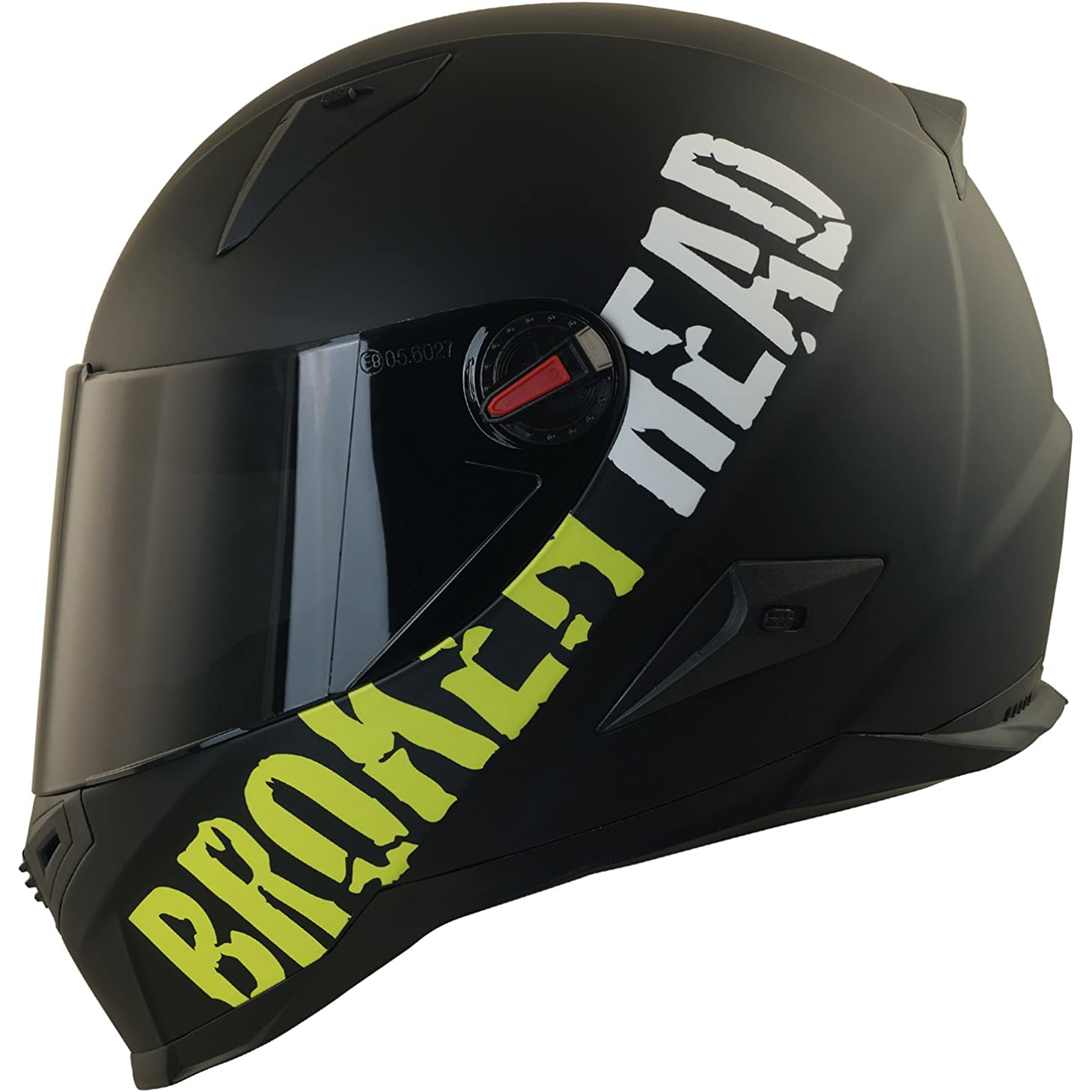 Broken Head BeProud Helm