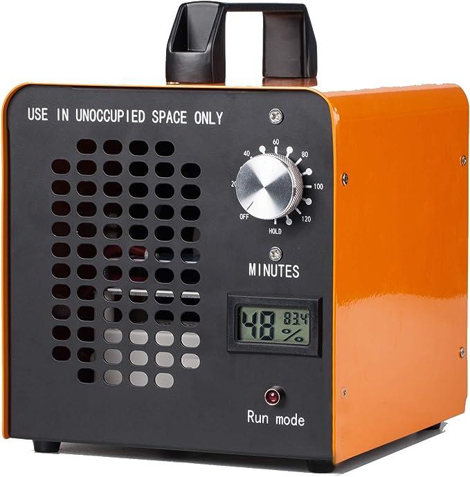 Generador de ozono industrial, 10.000 mg/h