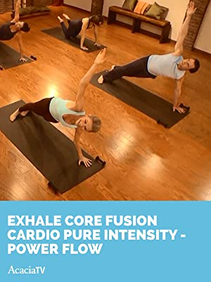 exhale core fusion cardio pure intensity