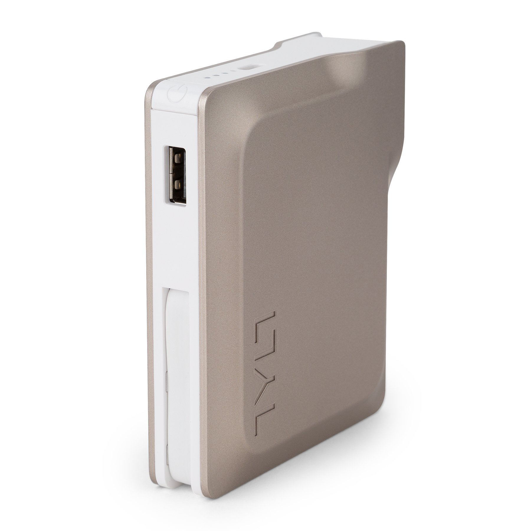 TYLT Smart Charger 3X with Built-in Battery - Micro-USB by TYLT
