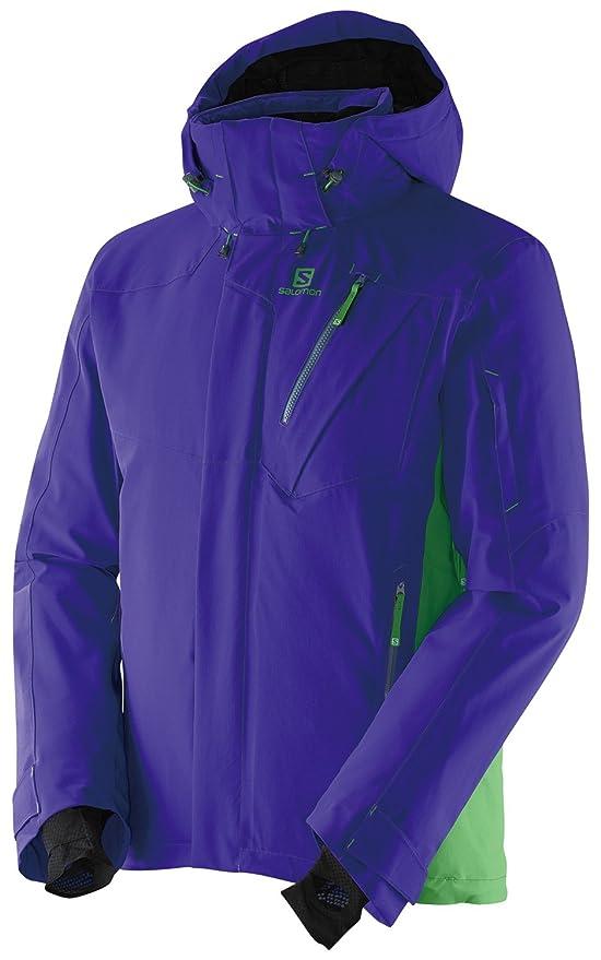 Et Ski Iceglory Sports Loisirs Salomon Jacket Veste De Homme 0Zxq6K7a