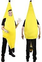 Kangaroo's Halloween Costumes - Deluxe Banana Costume