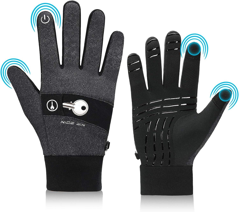 Winter Men Women Cycling Bike Gloves Full Finger Racing Sport Bicycle Motorcycle