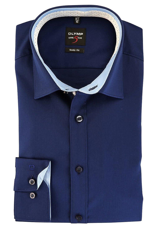 Olymp Camisa Formal - Básico - Para Hombre