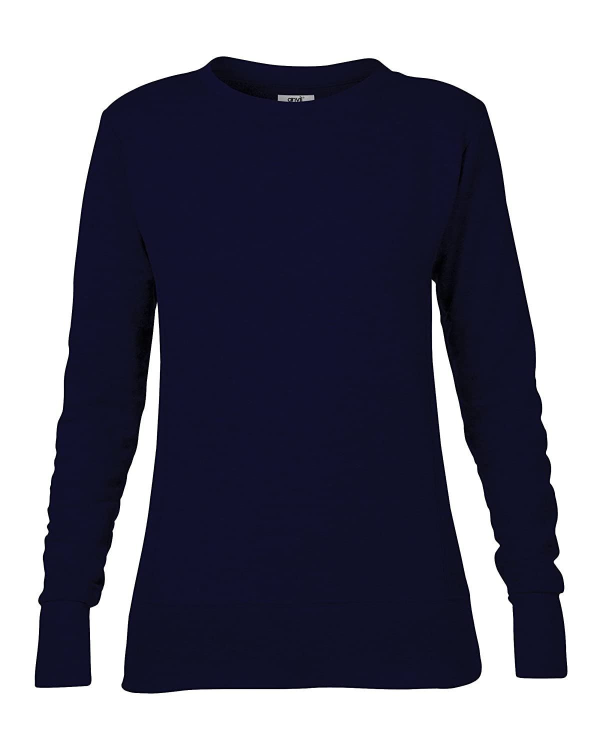 Anvil Anvil Women'S Mid-Scoop French Terry Sweatshirt A522F-Parent