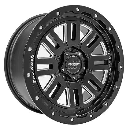 Amazon Com Pro Comp Wheels 5161 7973 Cognito Series Satin Black