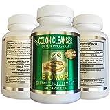 Biomar Colon Cleanser Detox Program - 60 Caps.