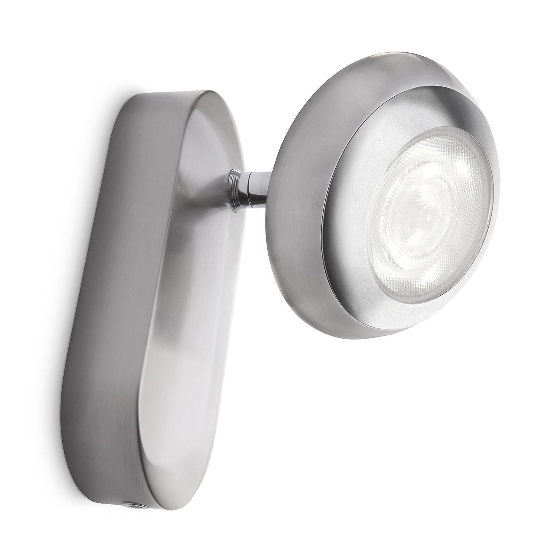 Philips LED Wandspot 4 W matt chrom 571701716
