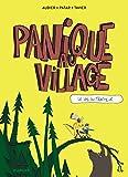 Panique au village - tome 1 - Le vol du tracteur