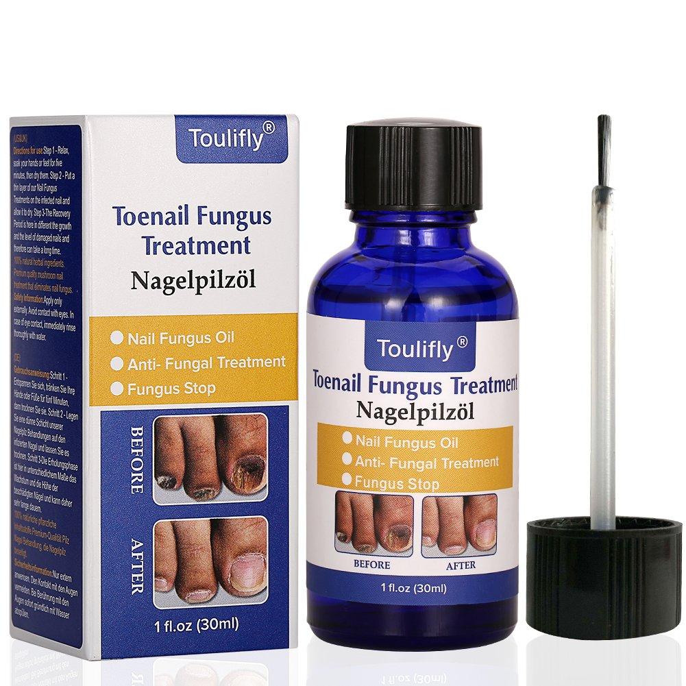 Nail Repair, Nail Solution, Natural Nail Treatment, Effective Against Nail Infection Restores Discolored & Damaged Nails : Beauty