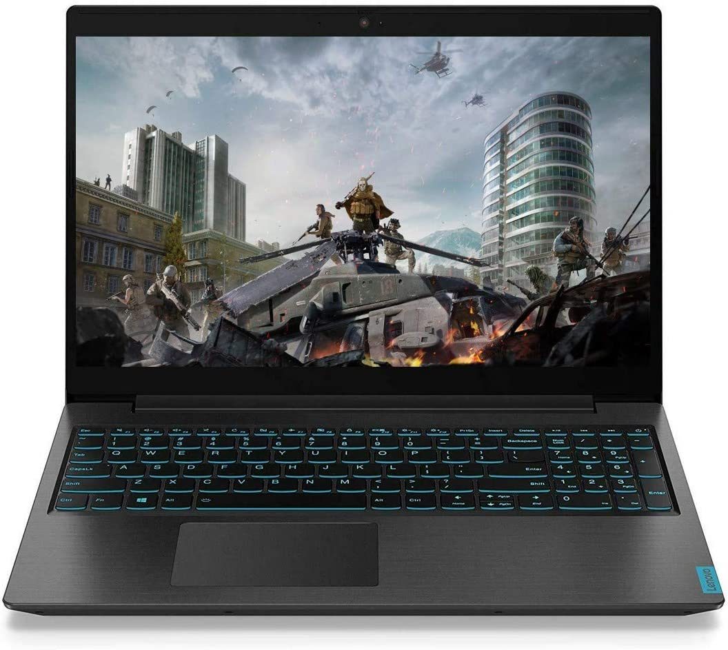 Lenovo Ideapad L340 17.3'' FHD Gaming Laptop Computer Hexa-Core i7-9750H Up to 4.5GHz 16GB DDR4 RAM 512GB M.2 NVMe PCIe SSD NVIDIA GeForce GTX 1650 WiFi HDMI Backlit Dolby Audio Bluetooth Windows 10