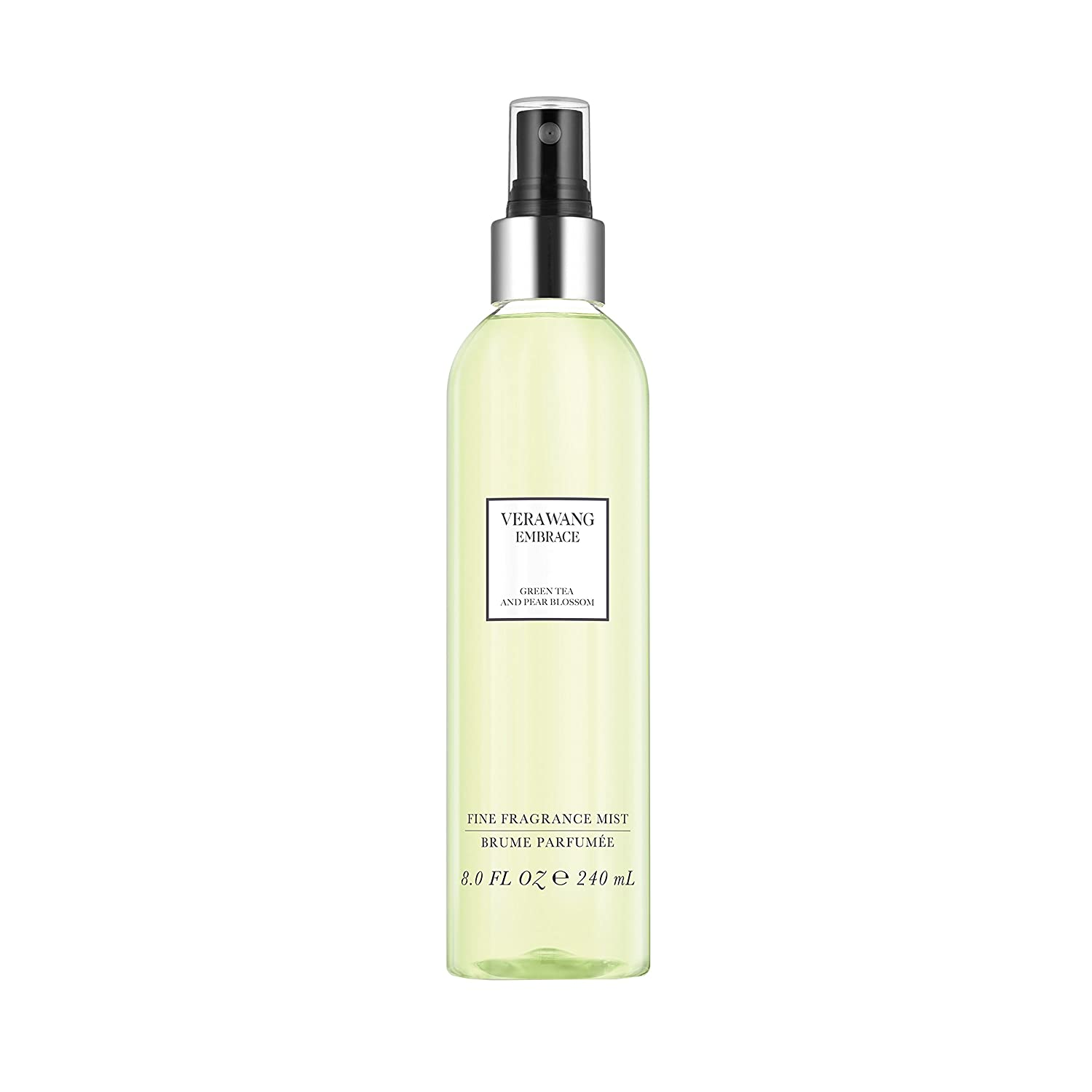 Vera Wang Embrace Body Mist, Green Tea and Pear Blossom, 240 ml Coty 3614223460212