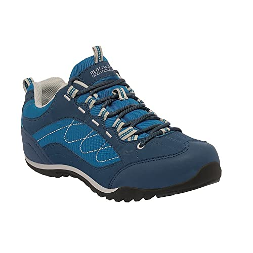 Blanco (Ftwbla/Ftwbla/Rosfue 000)  Color Negro Zapatos grises Regatta para mujer  talla 39 w0rE3X3X