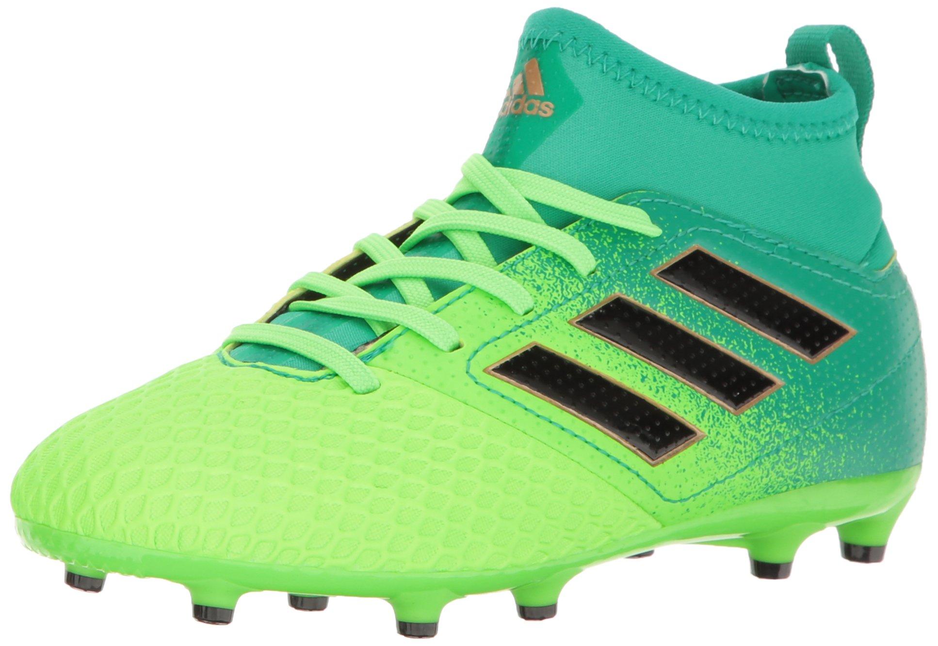7752ab77b Galleon - Adidas Boys  ACE 17.3 FG J Skate Shoe