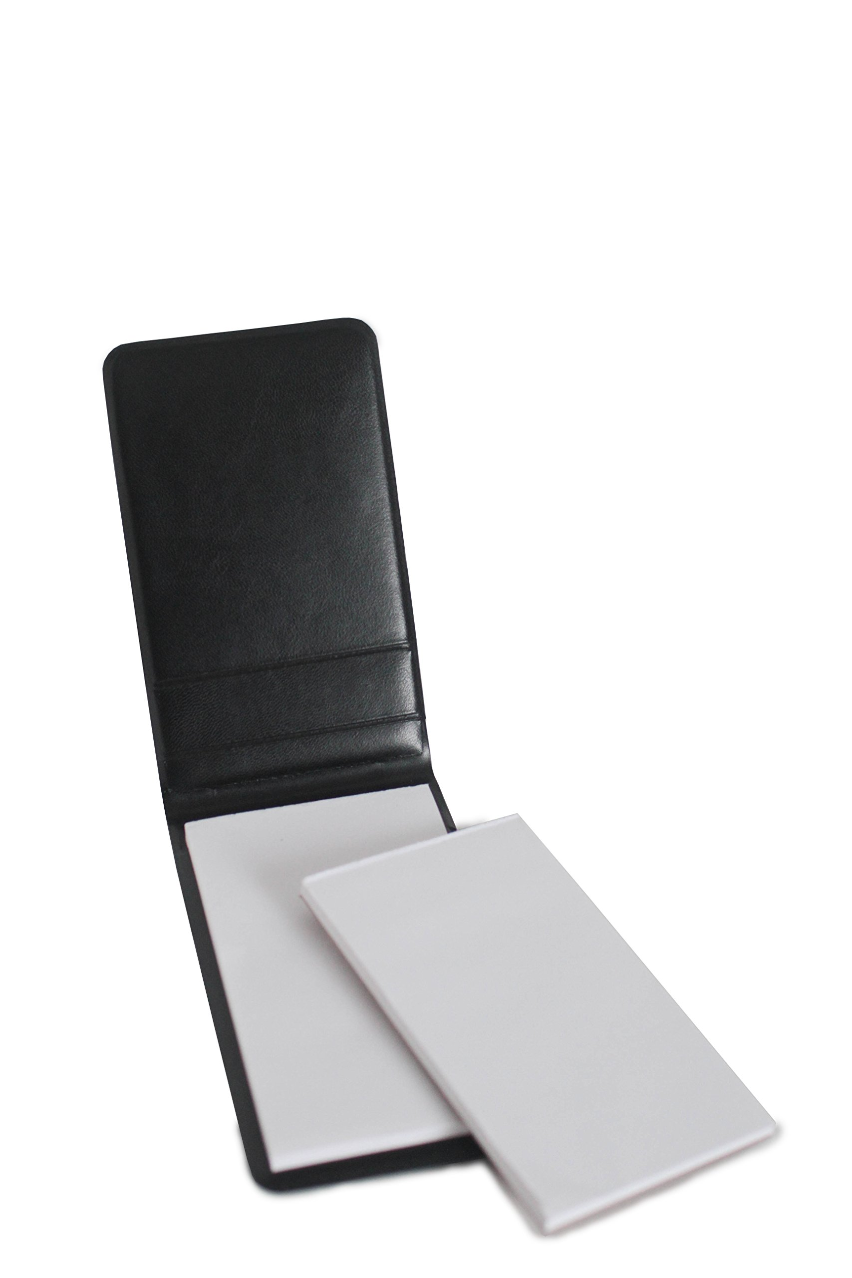 HNR 3x5 Memo Book Cover- 2 Note Pads Included! - Memo Pads and Books Fit Perfectly - Note Pad Cover & Holder
