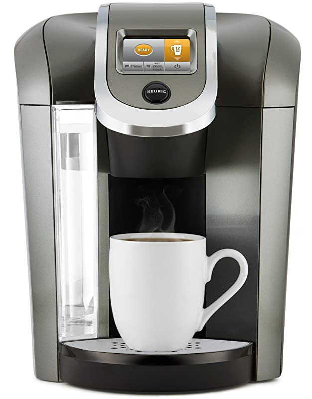 Keurig K575 Single Serve Programmable K-Cup Coffee Maker Review