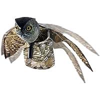 Skycabin natural espantapájaros falsos búho pest disuasión