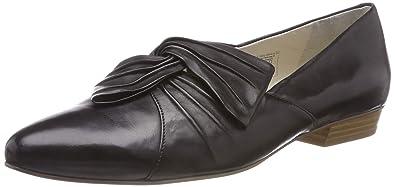 46b04e8e3f8055 Piazza Damen-Slipper Schwarz 840765-1  Amazon.co.uk  Shoes   Bags