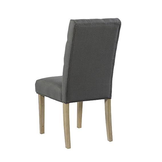 Esszimmerstuhl 2er Set Vintage Küchenstühle Stühle mit Polsterung ...
