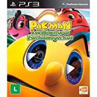 PAC-MAN AND THE GHOSTLY ADVENTURES PS3 LATAM version Spanish/English/French