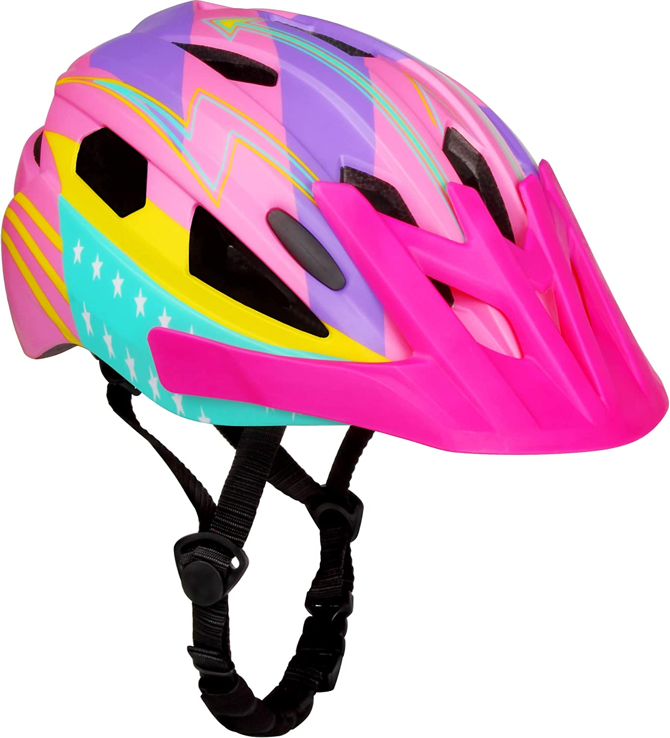 M Merkapa Bike Helmet, CPSC Certified Cycling Helmet with Rear Light, Specialized for Mens Womens Safety Protection, Collocated with a Headband