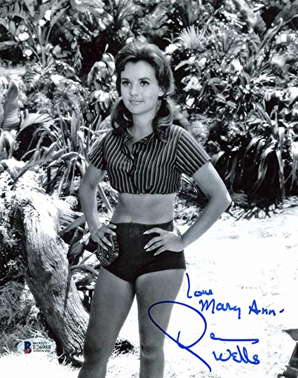 Dawn Wells short shorts