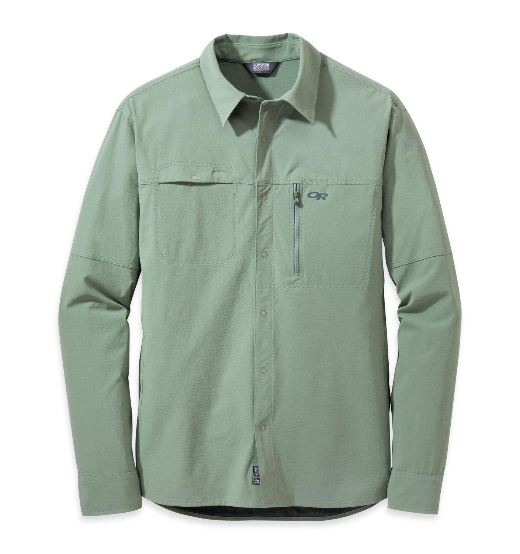 Outdoor Research Men 's Ferrosi Utility Long Sleeve Shirt