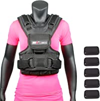miR Womens Weighted Vest 10lbs