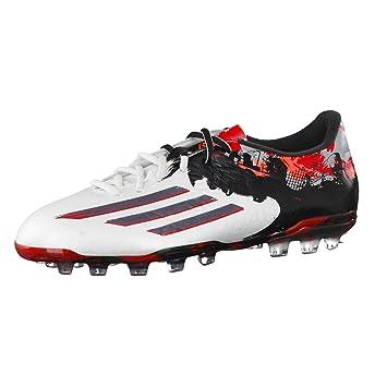 adidas Zapatillas de Fútbol Messi 10.2 AG: Amazon.es: Deportes y aire libre