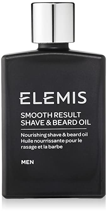 Best Beard Oil - Elemis Smooth Result Beard Oil Review