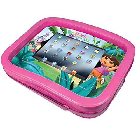 260b60701c744 Amazon.com  Dora the Explorer Universal Activity Tray for iPad iPad ...
