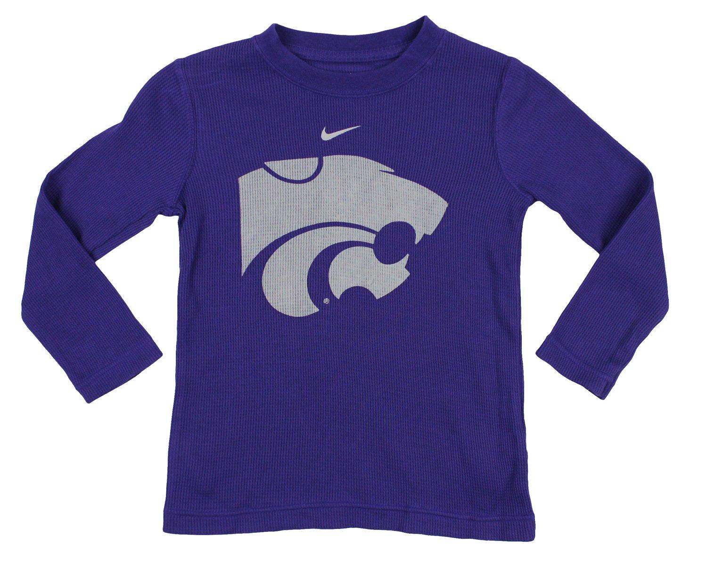 Nike NCAA Little Boys Kids Kansas State Wildcats Distressed Logo ...
