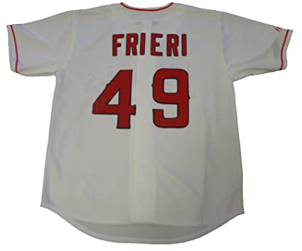 Ernesto Frieri Autographed Los Angeles Angels of Anaheim Jersey W PROOF a208b7c5d