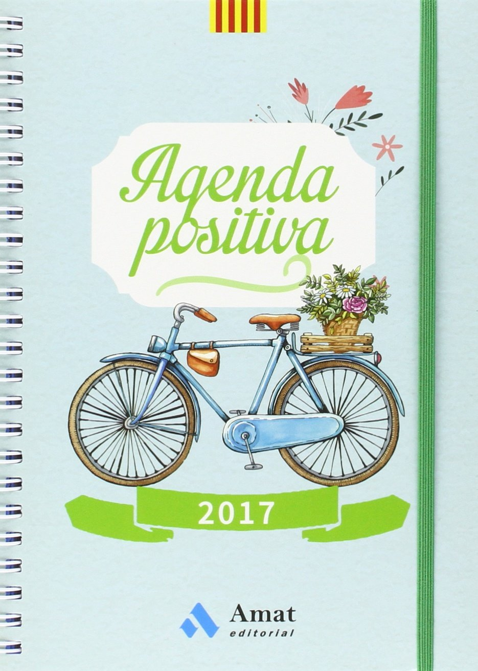 Agenda positiva 2017 (Català): Amazon.es: Amat Editorial: Libros
