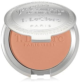 T.Leclerc Poudre Compacte Dermophile 10 g - Teinte : Ambré