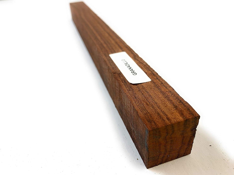 """Turning Blanks Size 1/"""" X 1/"""" X 6 1//2/"""" FREE SHIP Ebony  Hobby Wood Beautiful"""