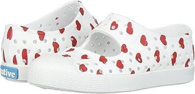 Native Sneakers Juniper Child Torch Red